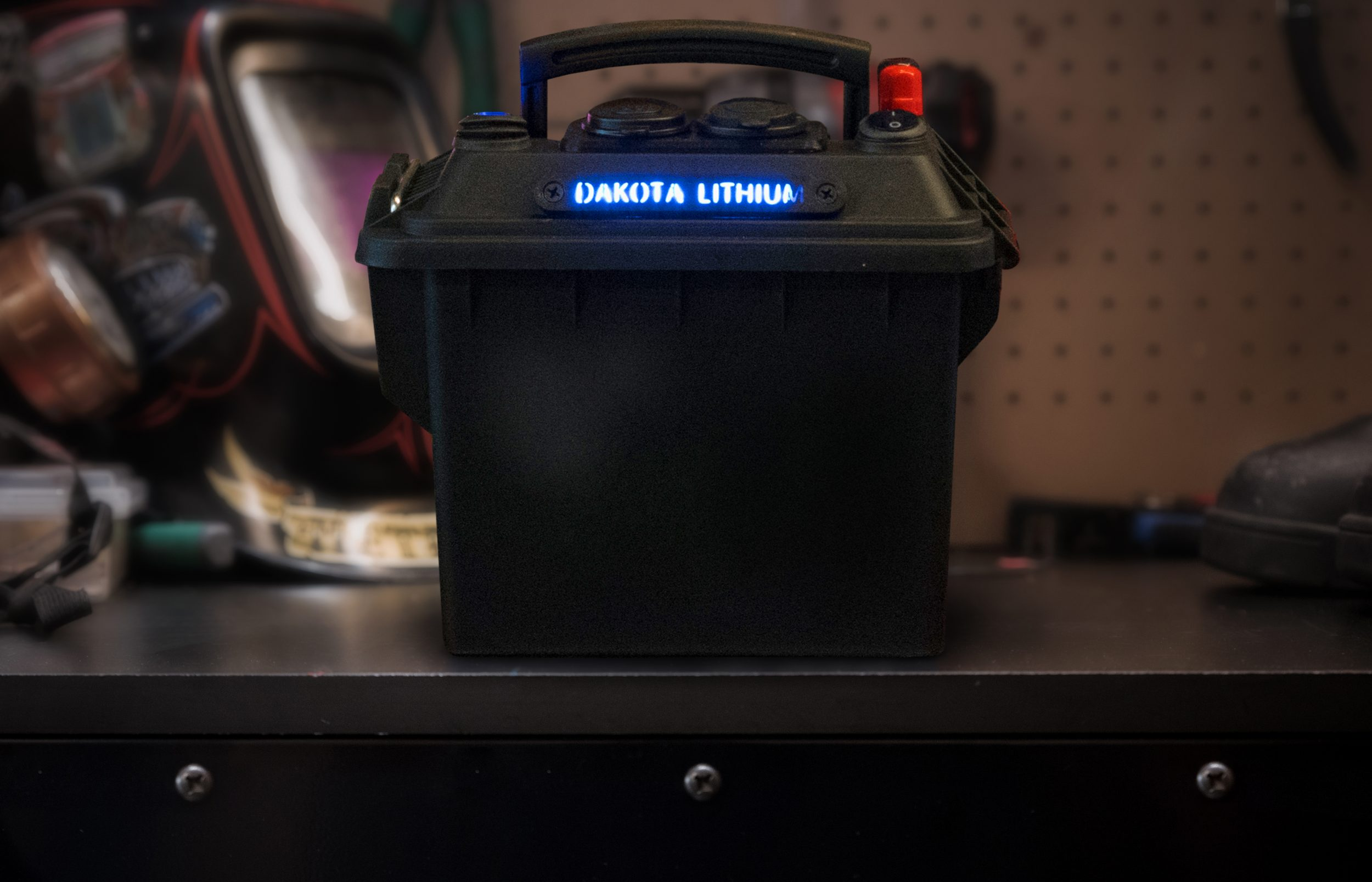 Dakota Lithium Power Box – 12v, 7Ah