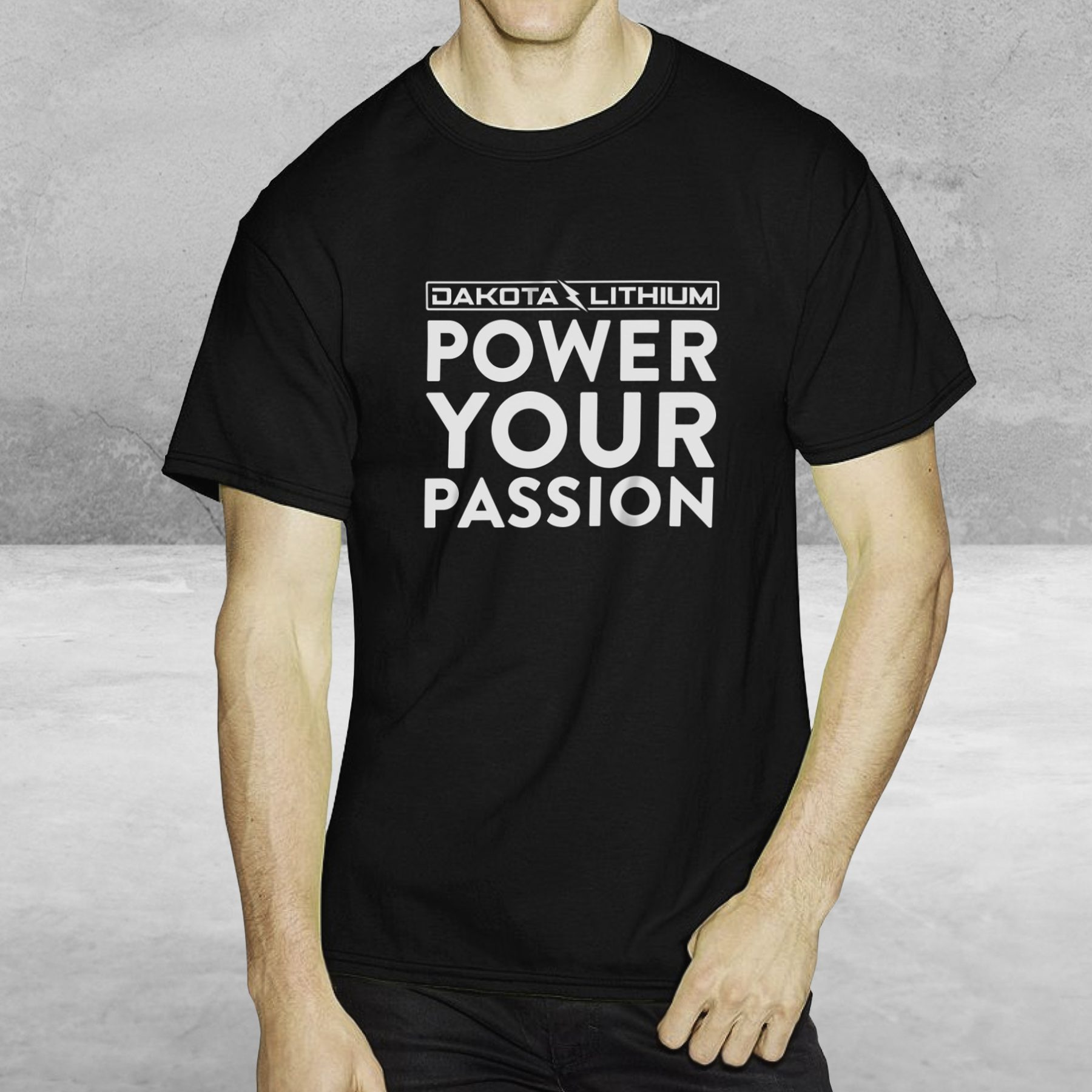 Power Your Passion T-Shirt