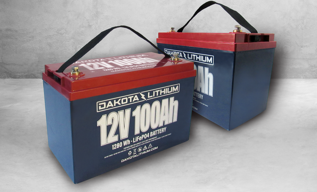How To Choose A Lithium Battery For Rvs Campers Vans Dakota Lithium Batteries