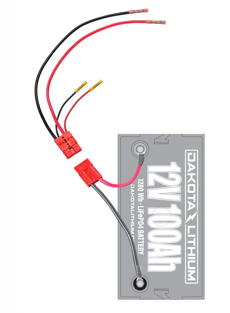 12 Volt Trolling Motor Connection Kit (With On Board Charging)