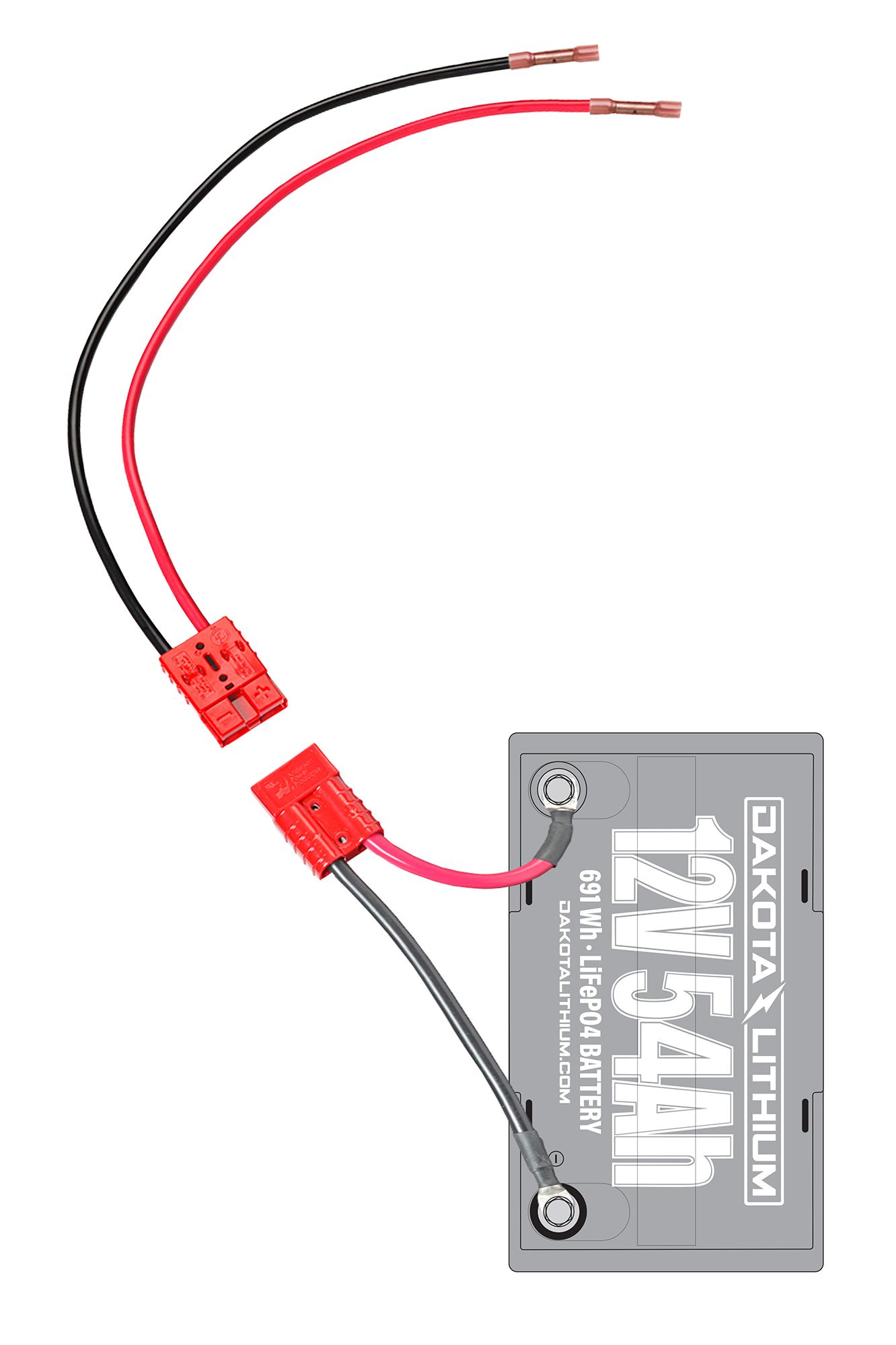 12 Volt Trolling Motor Connection Kit