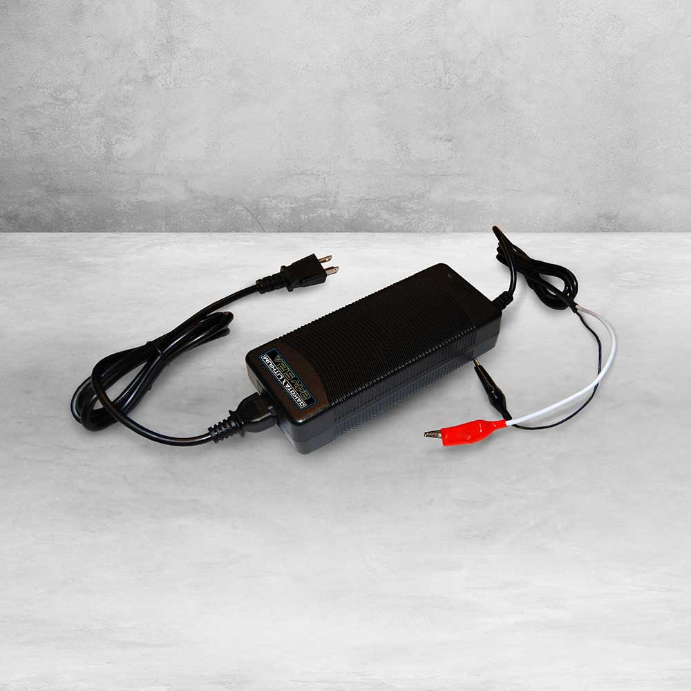 24v 5 Amp Dakota Lithium LiFePO4 Battery Charger