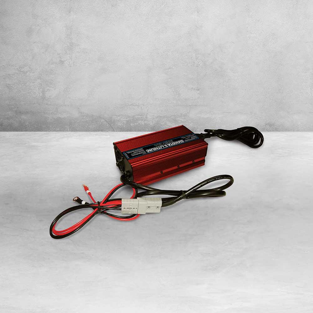 36v 8 Amp Dakota Lithium LiFePO4 Battery Charger