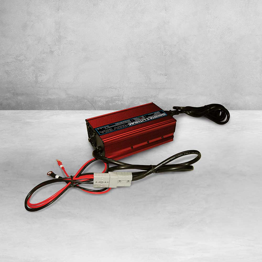 Ultra Fast 48v 15 Amp Dakota Lithium LiFePO4 Battery Charger