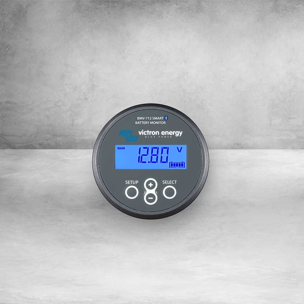 Victron Energy BMV 712 Smart Battery Monitor with Bluetooth