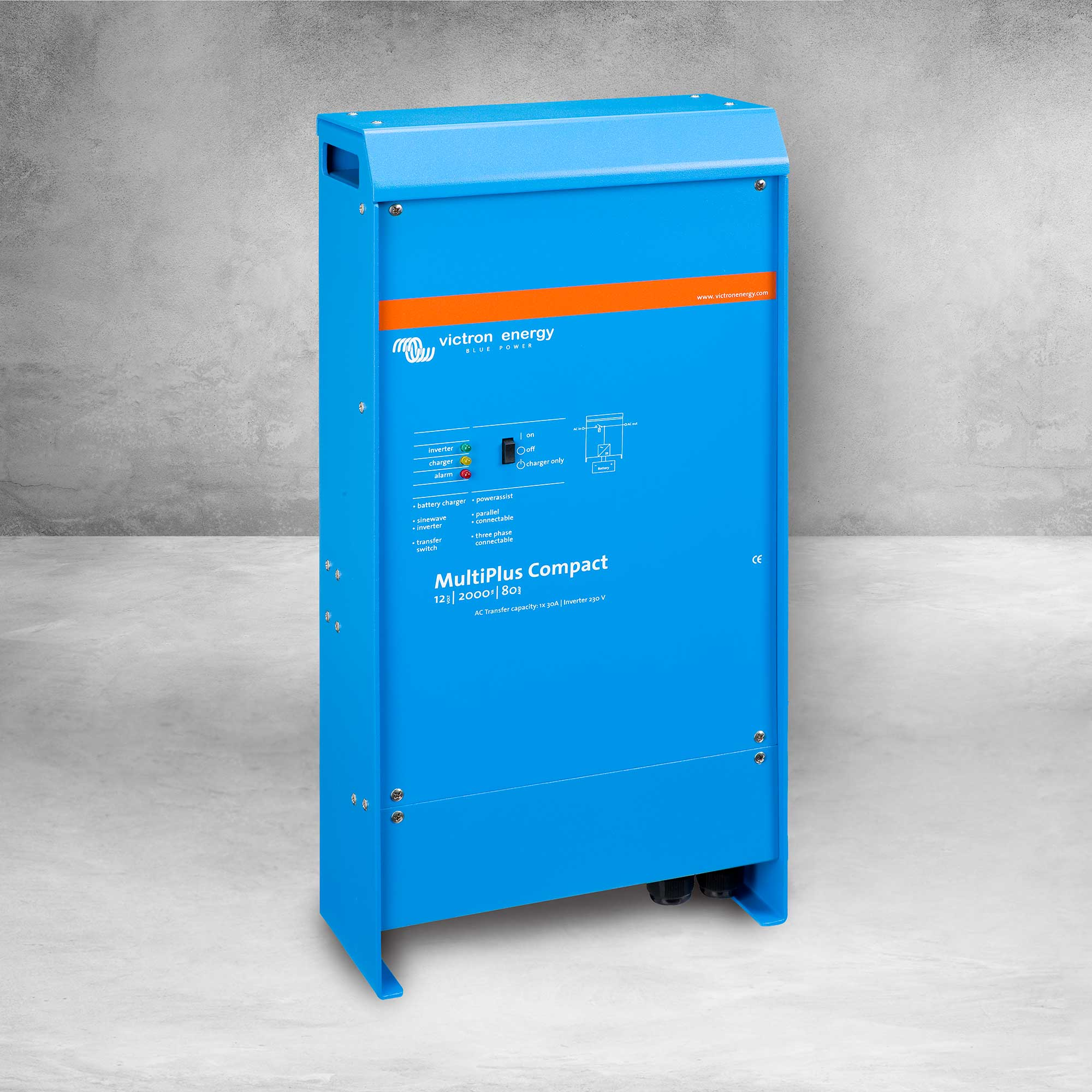 Victron MultiPlus C 12/2000/80-50 120V Inverter & Charger