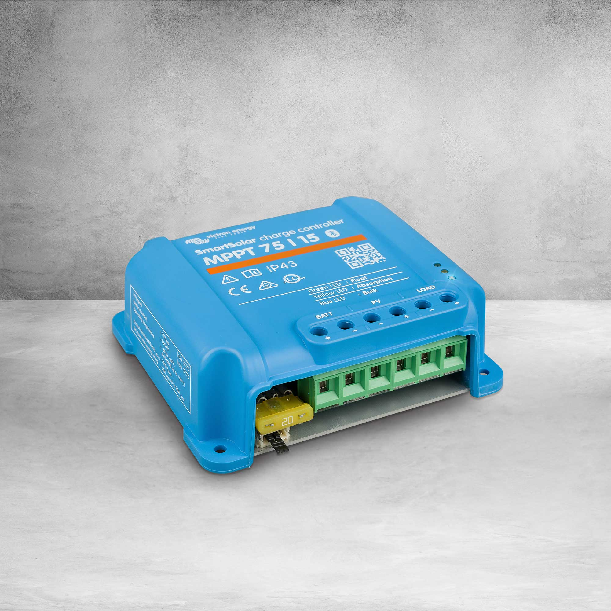 Victron SmartSolar MPPT 75/15 Solar Charge Controller
